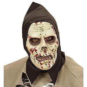 WIDMANN 00455 - Máscaras en zombi sudadera con capucha sangrienta para los niños, de espuma de látex