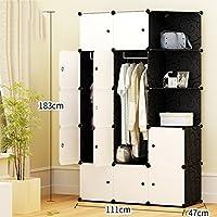Amazon.it: armadio camera da letto - XMM Strano Conservare / Camera ...