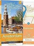 Amsterdam Reiseführer - Persönlich, Authentisch, Modern | 50 Sehenswürdigkeiten & Aktivitäten + Faltkarte und Metroplan | Miramar Verlag