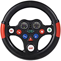 BIG 56487 Bobby Cars y Accesorios - Rueda de Sonido para Carreras de Coches