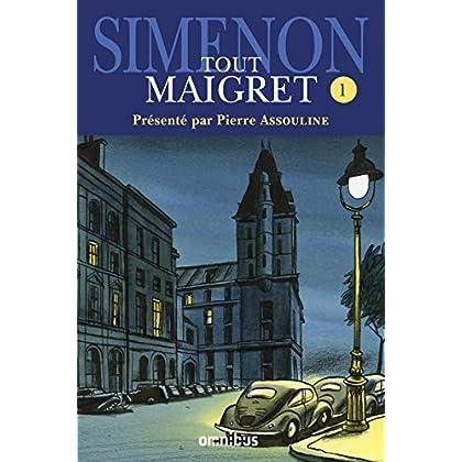 Tout Maigret T. 1 (01)