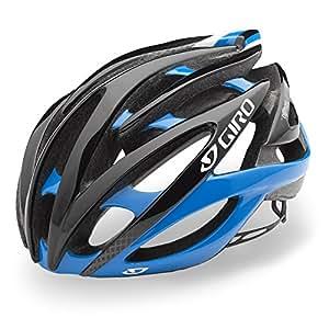 Giro Atmos II - Casque vélo de route - bleu/noir Tour de tête 55-59 cm 2016 casque vélo de course