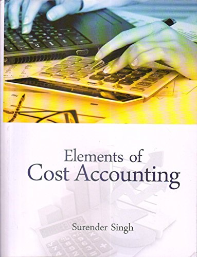 Elements of Cost Accounting