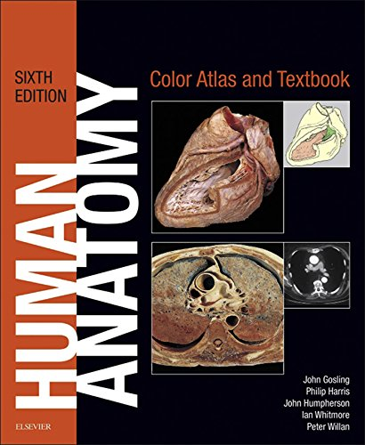 Get Human Anatomy, Color Atlas and Textbook E-Book PDF - Radio La ...