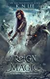 #8: Reign of Magic: An Epic Fantasy Adventure (Empire of Dragons Book 2)