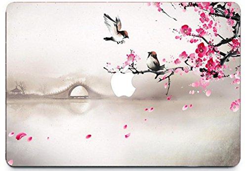 MacBook Aufkleber Chickwin 15 Zoll Pro Macbook Apple Notebook Farbe Abdeckung Modle A1286 Notebook Shell Aufkleber Drei Seiten (Shell + Handgelenk Rest + Bottom) (C3) (Apple Bottoms Frauen)