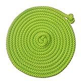 Gymnastik-Springseil 5 Meter verschiedene Farben zur Auswahl (apfelgrün)