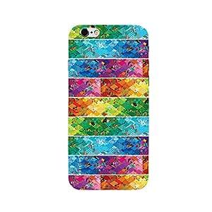 RICKYY _ip6_1101 Printed matte designer color design case for Apple iPhone 6