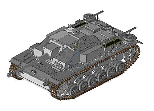 Dragon 500776756 - 1:35 StuG III Ausf F mit 7.5 cm L/48 LastProd, Panzer