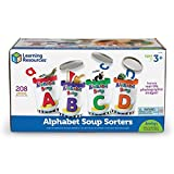 Alphabet Soup Sorting Toy