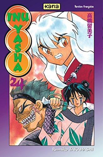 Inu Yasha Vol.24 par TAKAHASHI Rumiko