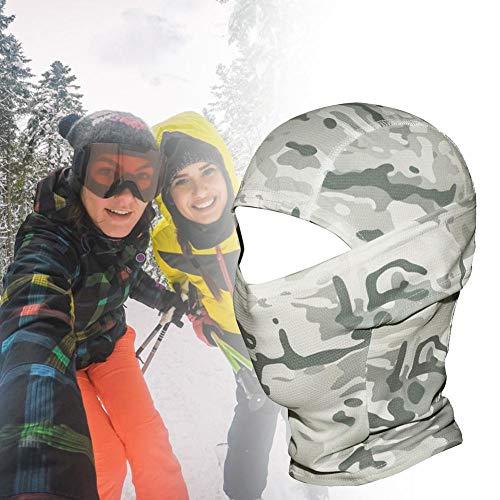 Balaclava Face Mask Camouflage,Awhao Tarnung Gesichtsmaske Jagdmaske - Türkei Jagd Gesichtsmaske - Motorrad Winddicht Tarnung Fischen Gesichtsbedeckung