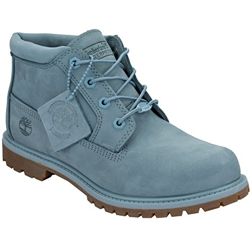 Womens Timberland Womens Nellie Chukka Boots in Blue - UK 5
