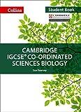 Cambridge IGCSE® Co-ordinated Sciences Biology Student Book (Collins Cambridge IGCSE)