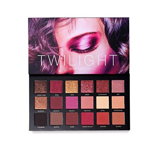 Yogogo Highlighter Kosmetische Matte | 1 Cent Artikel Kosmetische Lidschatten Creme | Augenschatten Makeup Eyeshadow Palette | Perlisierter Lidschatten | Schimmer Set | 14 Farbe (SET 2#)