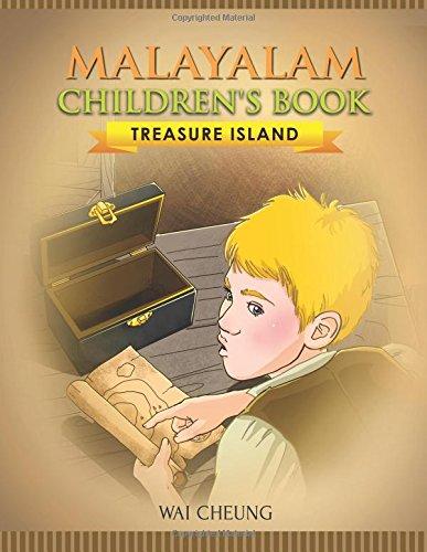 Books For Iphone Malayalam Children's Book: Treasure Island