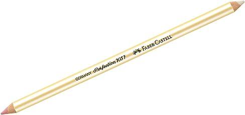 Faber-Castell 185712 - Radierstift Perfection 7057, doppelseitig