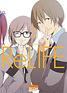 ReLIFE Edition simple Tome 3