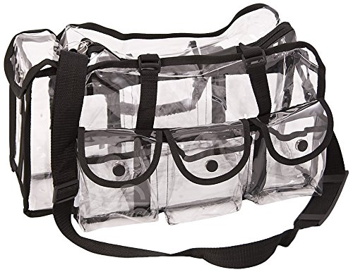 casemetic Große mit Klar Set, mit 6Außentaschen (Außentaschen Sechs)