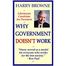 Why Government Doesn't Work