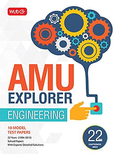 AMU Explorer Engineering for AMU 2016