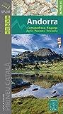 Image de Andorra. Comapedrosa, Engorgs, Juclà, Pessons, Tristaina. Mapa excursionsita. Escala 1:40.000. Editorial Alpina.
