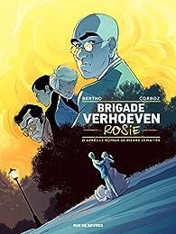 Brigade Verhoeven, tome 1 : Rosie par Pierre Lemaitre