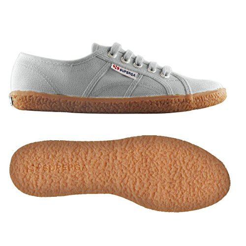 Superga 2750 NAKED COTU - Sneakers basses femme Lt Grey