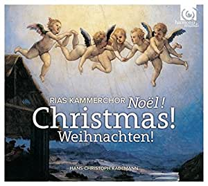 Christmas! Noel! Weihnachten!