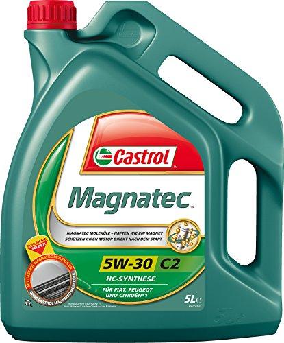Castrol MAGNATEC Motorenöl 5W-30 C2 5L - vom Hersteller eingestellt