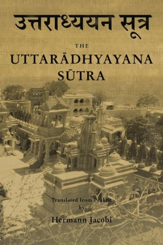 Uttaradhyayana Sutra por Hermann Jacobi