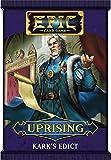 Epic Card Game: Uprising - Kark's Edict - English