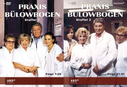 Staffel 1 + Staffel 2 (14 DVDs)