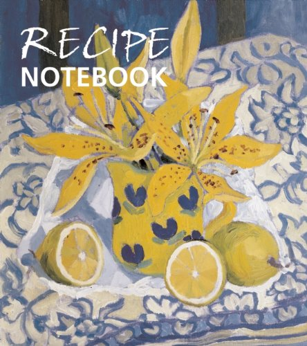 Recipe Notebook (Cookery)