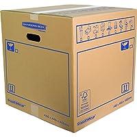Bankers Box 6207401 - Caja de transporte y mudanza, grande
