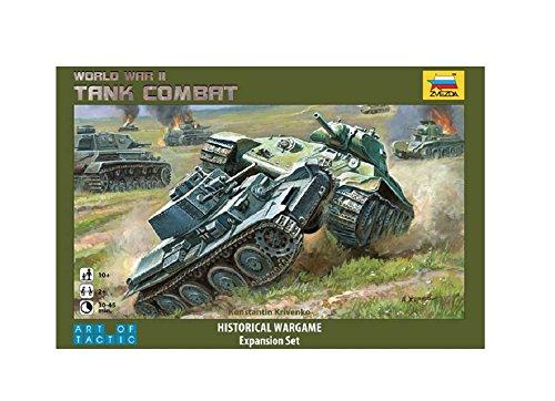 Zvezda 500786222 - Panzer World War II - Wargame