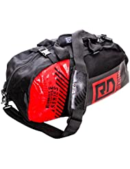 sac de sport convertible RD BOXING V4 ROUGE