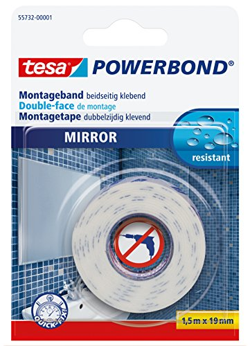 tesa-power-bondr-55732-01-02-ruban-de-montage-miroir-15-m-19-mm
