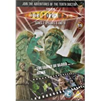 Doctor Who Dvd Files #19 - Series 3 Episodes 9 & 10 - The Family Of Blood Part 2 of 2 & Blink