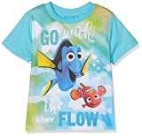Acquista Finding Dory FDBY27105, T-Shirt Bambino, Blu (Turquoise), 6 anni