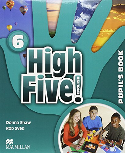 High five! 6 pb