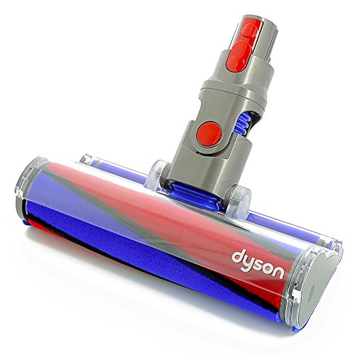Dyson V8 cordless Vacuum Cleaner Quick Release Soft roller Brush Head Floor Tool