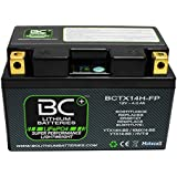 BC Battery Controller BCTX14H-FP Batterie Moto au Lithium Ferrous Phosphate LiFePO4
