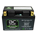 BC Lithium Batteries BCTX14H-FP Lithium-LiFePO4-Motorradbatterie