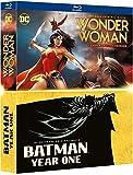 Coffret dc origin story 2 films : batman year one ; wonder woman [Blu-ray] [FR Import]