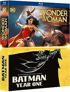 Wonder Woman + Batman: Year One [Blu-ray]