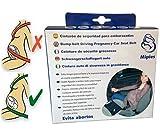 Ceinture de sécurité grossesse pour les maman enceintes ★ Qui protège le bébé et la mère en évitant le risque de fausse couche ★ Enceinte dans la voiture...