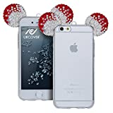 Best Mickey Mouse de Mickey Portefeuilles - URCOVER® Étui Souris-Oreilles Mouse TPU | Apple iPhone Review