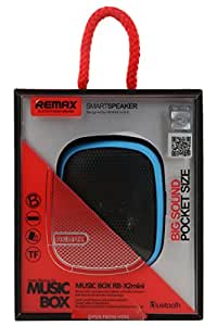 Remax Music Box Rb-X2 Mini Bluetooth Speaker Aux Tf Card Handsfree