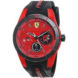 Reloj Scuderia Ferrari para Hombre 830255
